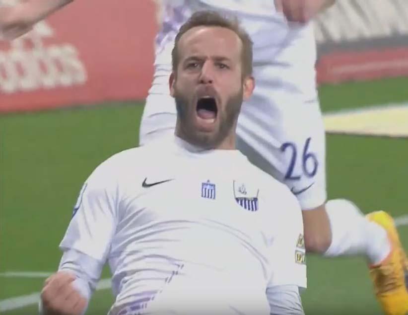 Στα ημιτελικά του Κυπέλλου Ελλάδος η Λαμία