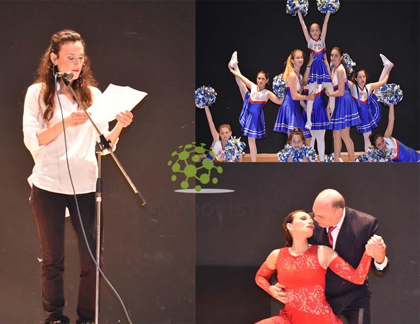 Εντυπωσίασε η σχολή χορού Pa Bailar στην 2η Εαρινή Γιορτή των Τεχνών