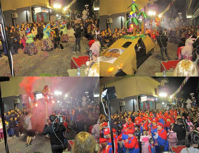 Κέφι και χορός στο μάξιμουμ στις καρναβαλικές εκδηλώσεις της Φιλιππιάδα.