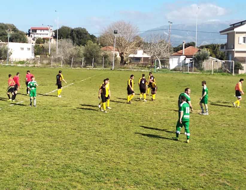 Νικηφόρα ολοκλήρωσαν το πρωτάθλημα της Β ΕΠΣ Π-Λ οι Ίωνες Αγίου Νικολάου
