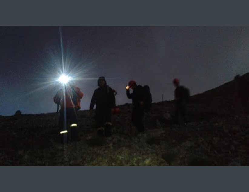 Κανένα ίχνος από τον πολύτεκνο αστυνομικό που έπεσε σε χαράδρα στην Τύμφη – Οι δυσμενείς καιρικές συνθήκες δυσκολεύουν το έργο των διασωστών