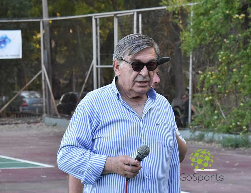 Δ. Παππάς: «Αν δεν βελτιωθούν οι εγκαταστάσεις εγώ θα αποποιηθώ το πρωτάθλημα και η Πρέβεζα θα το χάσει»