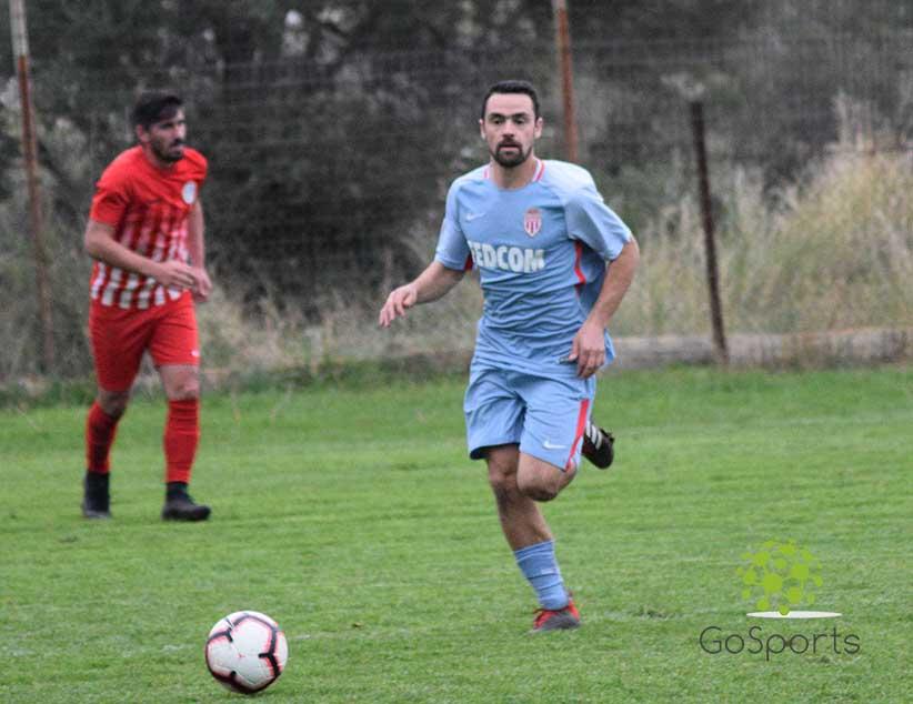 Με τα χρώματα του Οδυσσέα Νυδριού θα αγωνίζεται και την επόμενη σεζόν ο Μάκης Γεωργάκης.