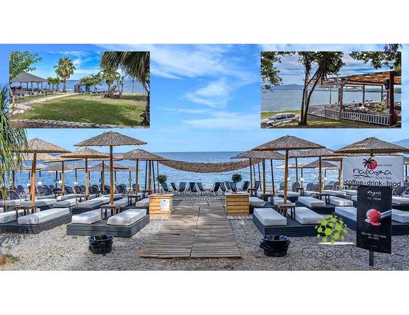 Παράγκα Seaside Café Bar &Restaurant: Εκεί που οι επιθυμίες σας γίνονται πραγματικότητα