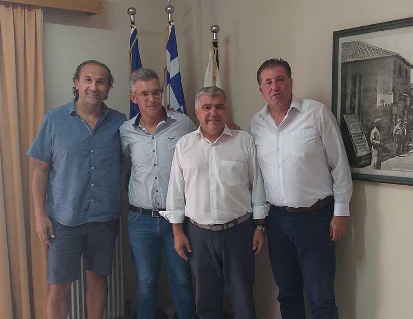 Το Επιμελητήριο Πρέβεζας προχώρησε σε συμφωνία συνεργασίας με το Ελληνο-Σερβικό Επιμελητήριο Ελλάδας