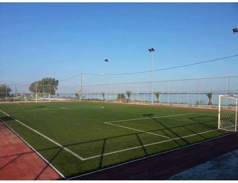 Δημοπρατήθηκε άλλο ένα έργο στον αθλητισμό από τον Δήμο Λευκάδας