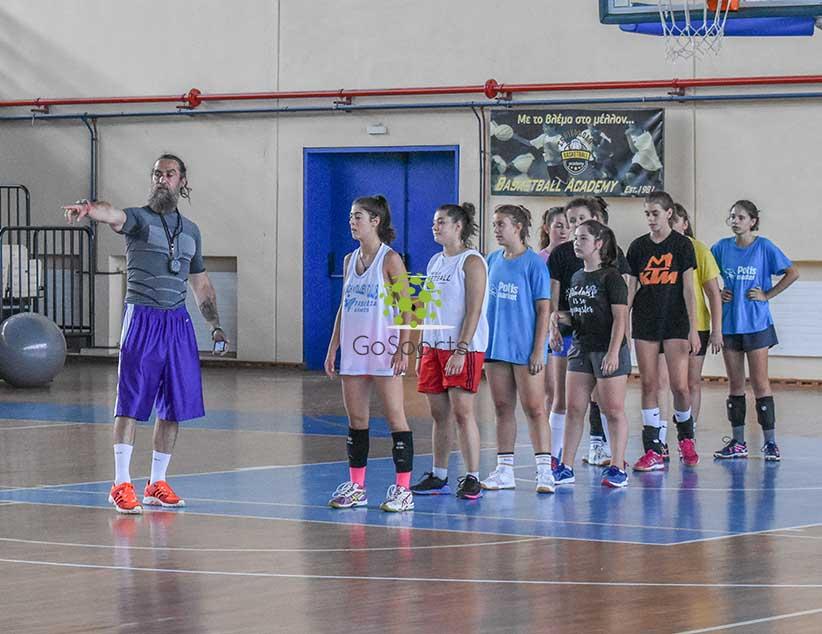 Υπεύθυνος φυσικής κατάστασης για τη νέα σεζόν στον Φιλαθλητικό ο Νεκτάριος Βαβέτσης