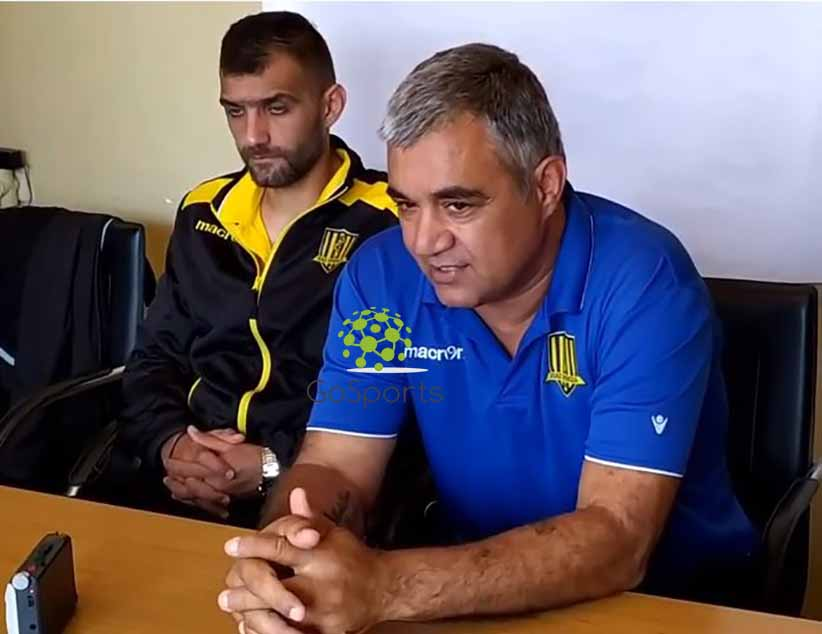Το τρίτο ημίχρονο του αγώνα ΠΑΣ Πρέβεζα – Μακεδονικός Φούφα