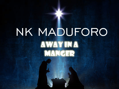 Away in a manger Cover1