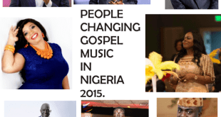gospel music in Nigeria