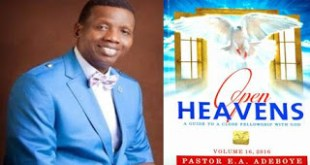 Open Heavens - SALVATION: HOW GENUINE?