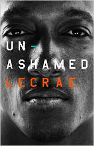 unashamed book cover by lecrae