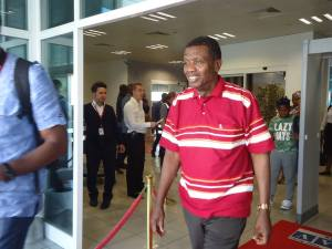 Pst E a Adeboye in turkey