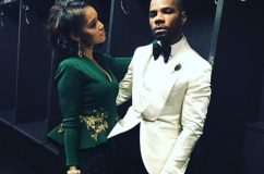 gospel singer Kirk Franklin and Tammy