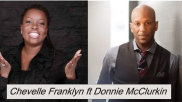 Chevelle Franklyn ft Donnie McClurkin