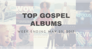 top ten gospel albums