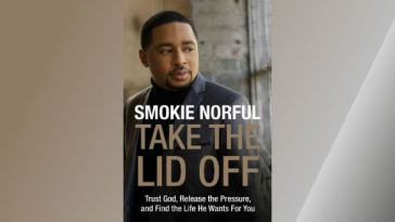 Smokie Norful to Release First Book