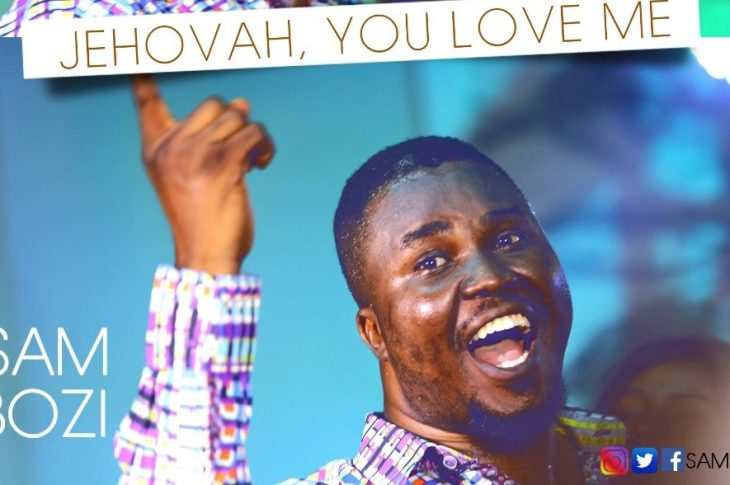 Jehovah You Love Me