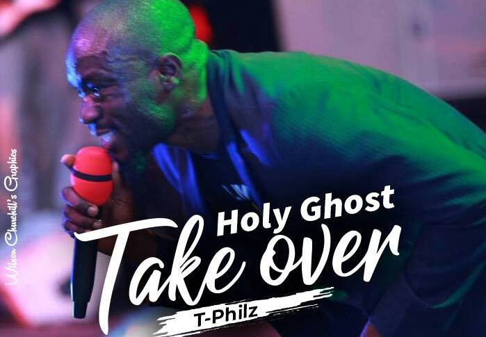 Holy Ghost Take Over