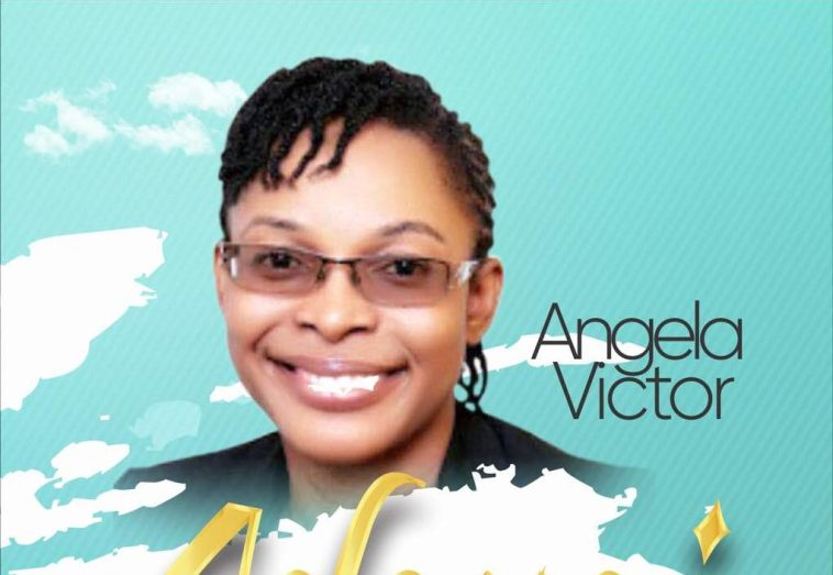 Angela Victor cover