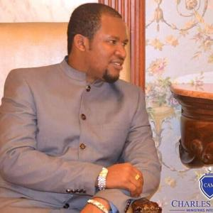 Pastor Charles Awuszie