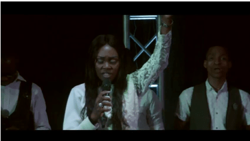 Amazing songstress, Emem Baseda is finally out with the much anticipated visuals of her previously released single titled, None Like You. 'None Like You' is a song that reaffirms the sovereignty of God over all, and it was beautifully rendered to give a soothing relieve to it's listeners.