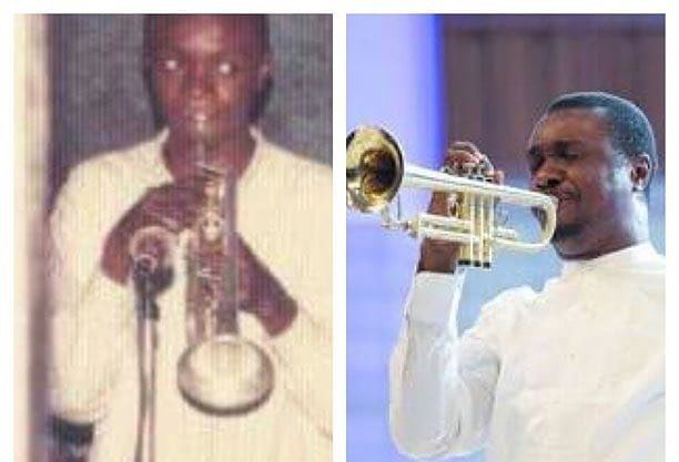 Nathaniel bassey 20 years difference