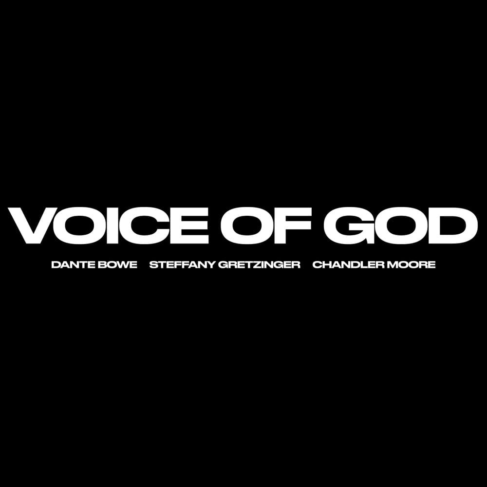 DANTE BOWE RELEASES 'VOICE OF GOD'