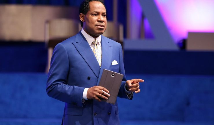 CHRIS OYAKHILOME SPEAKS ON PROTESTS