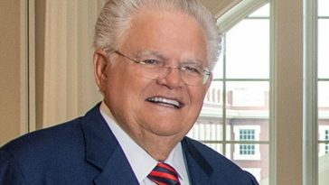 JOHN HAGEE RECOVERS FROM COVID-19
