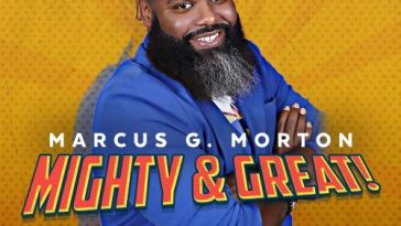 MARCUS G. MORTON- MIGHTY & GREAT
