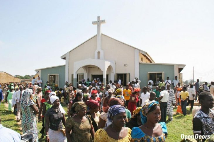 KILLING OF CHRISTIANS IN NIGERIA BELIEVED TO BE POLITICAL