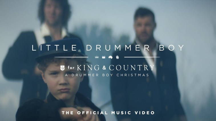 DRUMMER BOY CHRISTMAS - LIVE IN CONCERT HITS 1MILLION VIEWS
