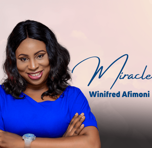 MP3 + VIDEO: MIRACLE - MIN WINIFRED