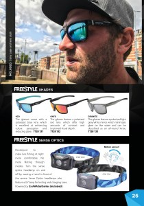 Try the new Freestyle Shades and Sense Optics