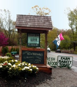 Gossett's Farmers Market is open every Saturday from 9 AM to 2 PM