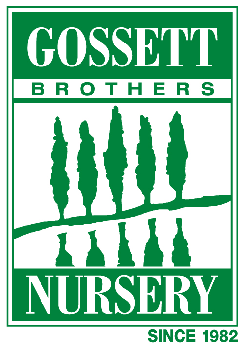 Gossett Brothers Nursery full logo