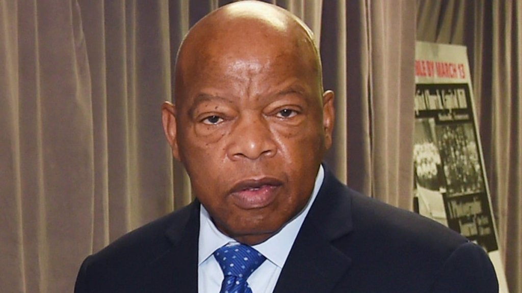 John Lewis Laid to Rest as President Obama Delivers Eulogy, Calls Out Trump