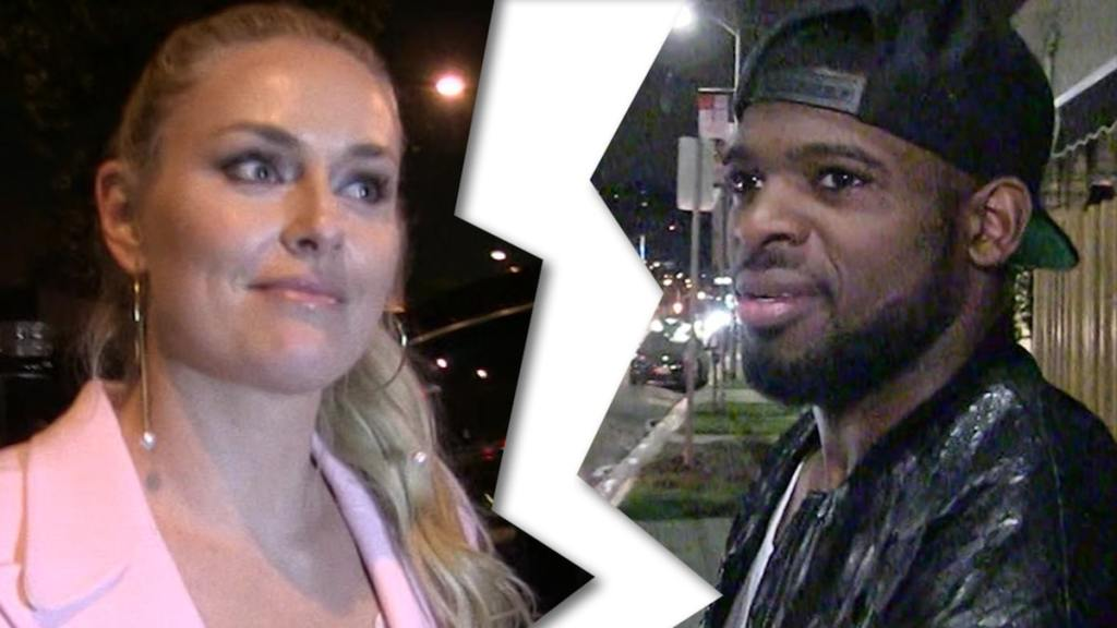 Lindsey Vonn Splits from Fiance P.K. Subban After Year-Plus Engagement