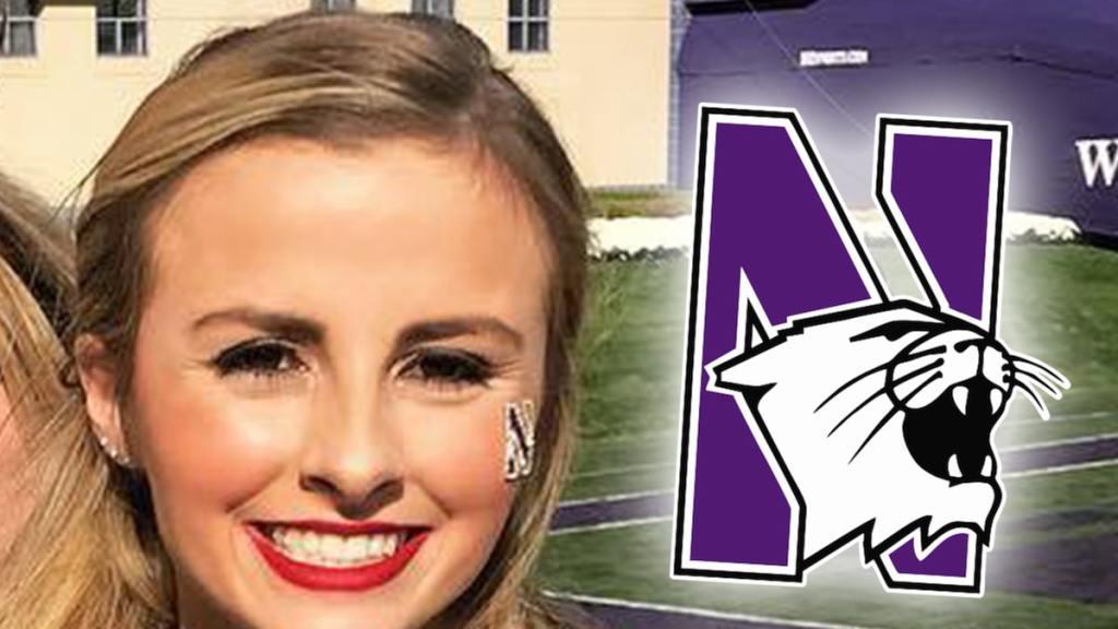 Northwestern Cheerleader Sues, I Was Treated Like a 'Sex Kitten' for Drunk Fans