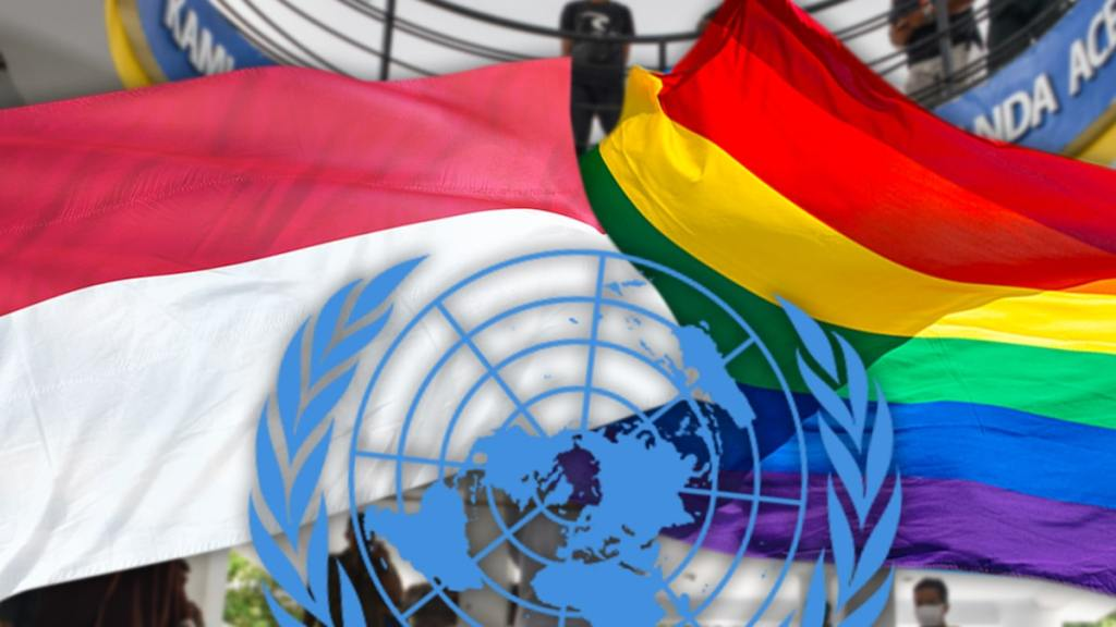 UN Calls for Release of People Detained for Being Gay in Indonesia After Public Flogging