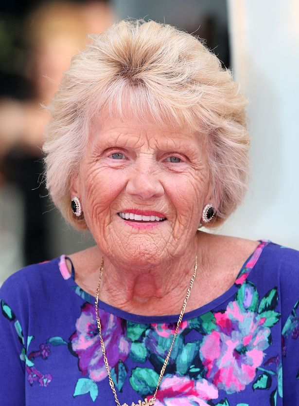 Patricia Brooker was affectionately referred to as Nanny Pat
