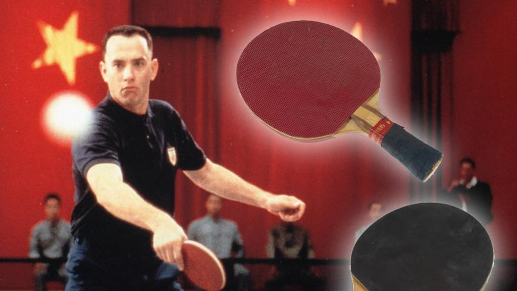 Tom Hanks' 'Forrest Gump' Ping Pong Paddle Fetches $25,600 At Auction