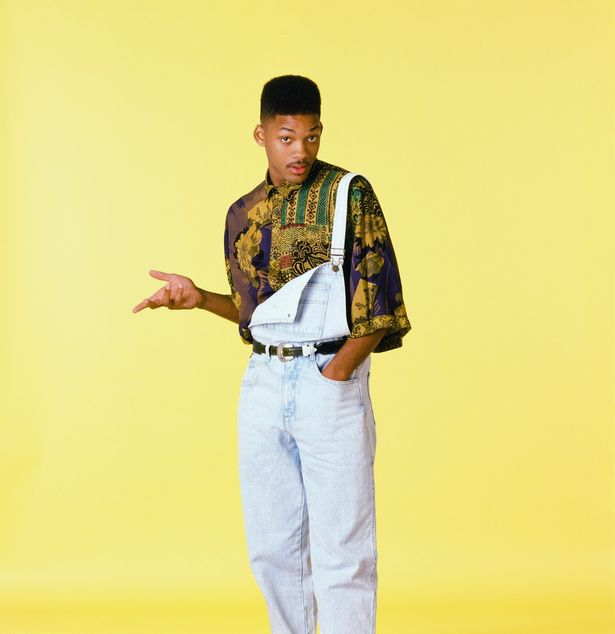 Will as the Fresh Prince
