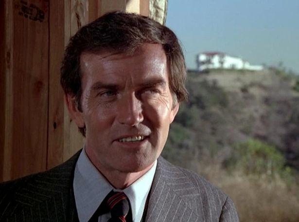 Robert Hogan in The Rockford Files (1974)