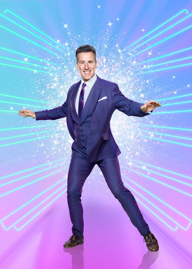 Anton is the new judge of Strictly Come Dancing
