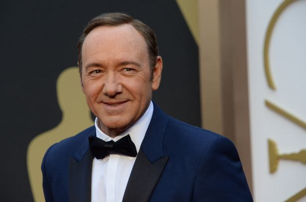 Kevin Spacey 1999