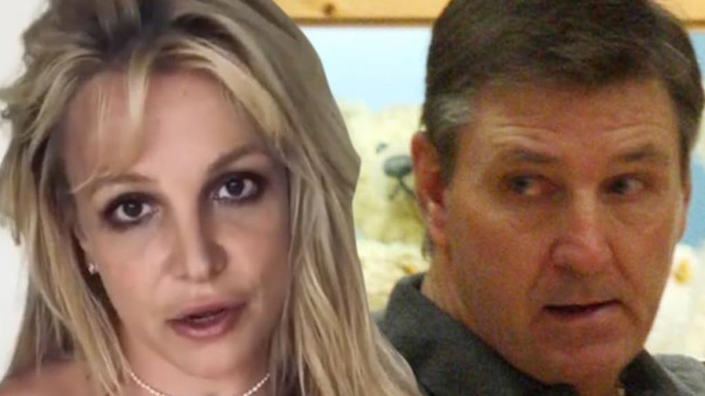 Jamie Spears Says Britney's Personal Conservator Says She's 'Mentally Sick'