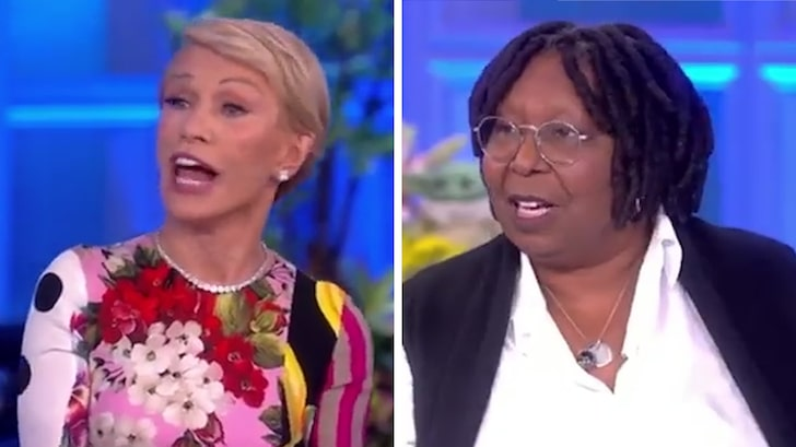 Whoopi Goldberg Says No Hard Feelings Over Barbara Corcoran's Fat Joke