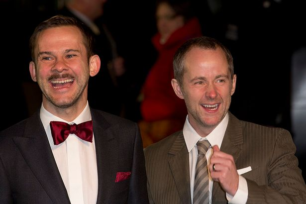 Dominic Monaghan and Billy Boyd host The Friendship Onion podcast together